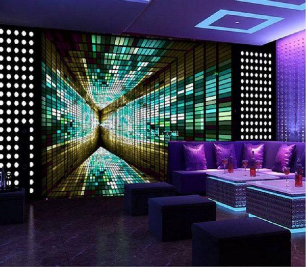 gạch 3d karaoke