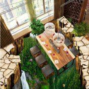 gạch 3d phòng khách 002