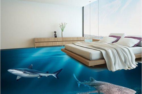 30 Mẫu sàn 3d đẹp nhất 2019 – Gạch 3D Phạm Gia